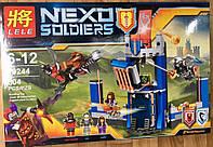 Конструктор (LEGO), LELE NEXO SOLDIERS