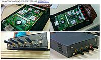 OpenVox VS-GW1202-4G - VoIP-GSM шлюз на 4 канала GSM (до 8 каналов)