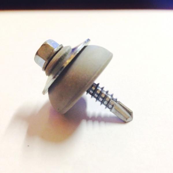 Спейсер EDPM 25 мм (основа, шайба)