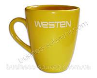 Чашка K001 цвета в ассортименте, фото 1