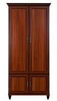 Шкаф двухдверный без зеркала Роксалана Ш-1395 (БМФ) 980х575х2155мм