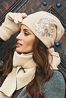 Красивая шапка из новой коллекции Kamea 2016 - JUANA