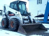 Мини-погрузчик Bobcat 2006 г.в. S300, США