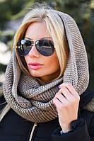 Снуды шапка-шарф 20/8092