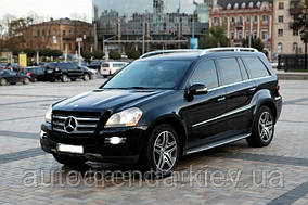 Аренда Mercedes GL 550 в Киеве
