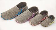 Домашняя обувь для всей семьи