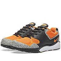 Оригинальные  кроссовки Nike Air Zoom Talaria '16 Black & Clay Orange