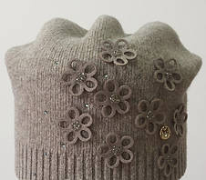 Красивая  модная шапка от Kamea 2016 - MARIANELLA., фото 2