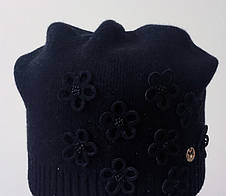 Красивая  модная шапка от Kamea 2016 - MARIANELLA., фото 3