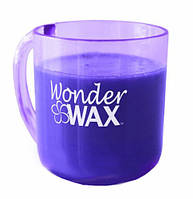 Набор для восковой депиляции Wonder Wax: 6 аппликаторов, чаша с воском, 14х9,5х9 см
