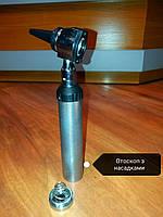 Отоскоп з насадками Отоскоп Set комплект для діагностики із стандартним освітленням