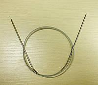 Круговые Спицы трос в силиконе 80см №2 мм