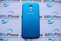 Задняя панель корпуса для мобильного телефона Samsung Galaxy S5 Mini / SM-G800 / G800F Blue