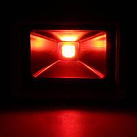Прожектор светодиодный LED RGB 20w LL-181 цветной