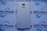 Задняя панель корпуса для мобильного телефона Samsung Galaxy S5 Mini / SM-G800 / G800F White