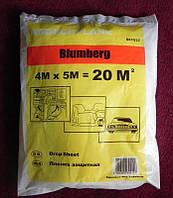 Защитная пленка BLUMBERG 7мк 4*5м (20 кв.м.) 061537