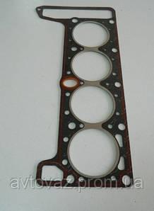 Прокладка головки блоку, ГБЦ, ВАЗ БЦМ 2107 (76,0 мм) (безасбестовая з червоним герметиком) БЦМ