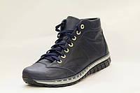 Ботинки мужские кожаные / Men's boots leather, фото 1