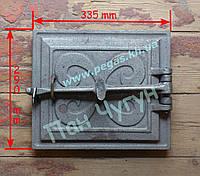 Дверка чугунная (290х335 мм), фото 1