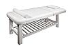 Массажный стол ZD-877, цвет белый, фото 2