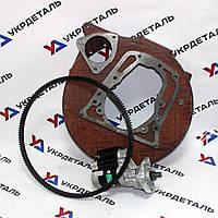 Комплект переоборудования трактора ЮМЗ-6 с пускача ПД на стартер (венец, картер, стартер)