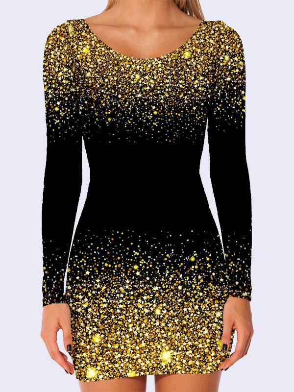 Сукня футляр 3D Чорний шик - Donna Misteriosa - маркетплейс виробників України. Самовивіз не передбачений! в Киеве