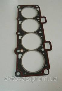Прокладка головки блоку, ГБЦ, ВАЗ 2112, двигун 1,5; 1,6 16 клапанів БЦМ