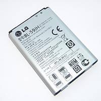 Аккумуляторная батарея оригинал для телефона LG P715 / L7 / BL-59JH 2460mAh