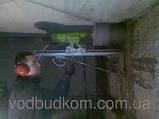 Алмазне буріння свердління отвору діаметром 202 мм Тернопіль, фото 3
