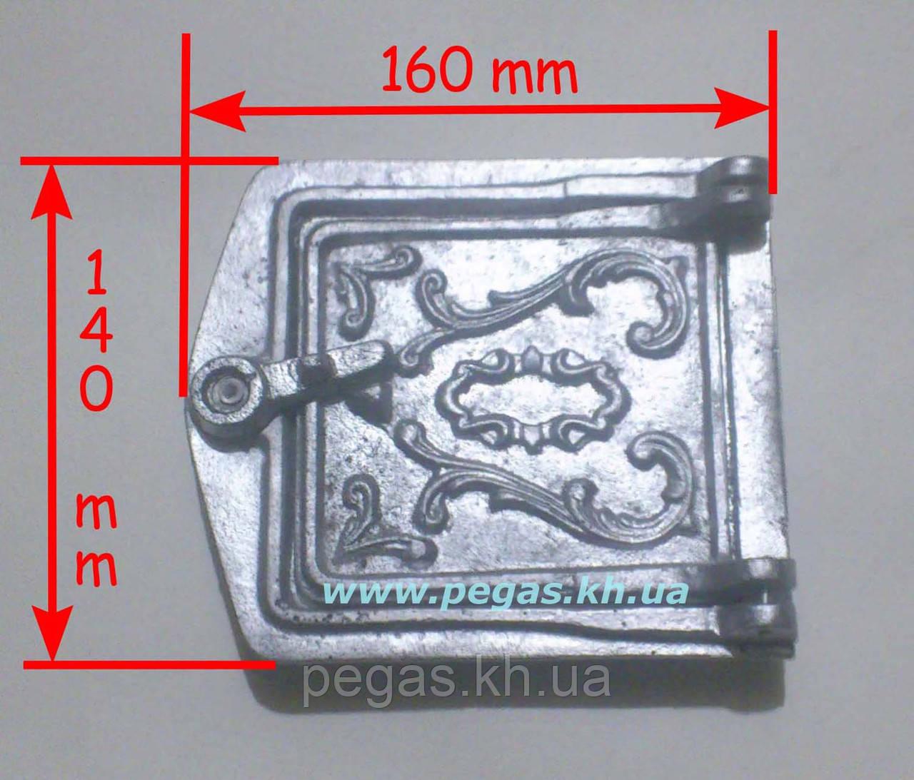 Сажетруска печная алюминиевая (110х115 мм) печи, грубу, мангал, барбекю