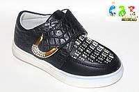 Демисезонная детская обувь. Туфли для девочек от производителя CBT.T  T211-1 (8пар, 27-32)