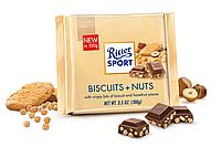 Шоколад Ritter Sport Keks+Nuts