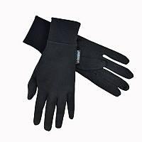 Тонкие перчатки Extremities Silk Liner Glove Black