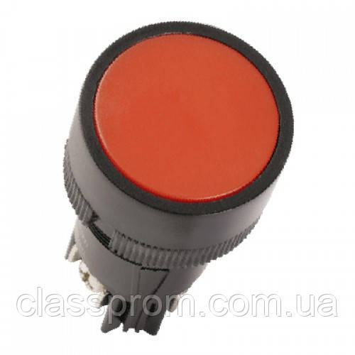 "Кнопка SВ-7 ""Стоп"" красная 1р d22мм/240B IEK"
