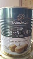 Оливки без косточки производство греция 400грм