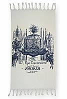 Полотенце PARIS 50х85 белое