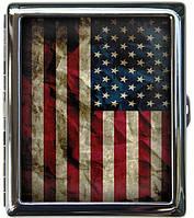 Прикольный портсигар для сигарет USA  ДевайсМейкер