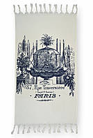 Рушник PARIS 68х127 біле
