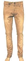 Джинсы мужские с косыми карманами от  Franco Benussi