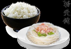 Рис и лапша