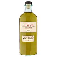 Масло оливковое нефильтрованное Carapelli Non Filtrato 100% Italiano (домашнее) 1 л.