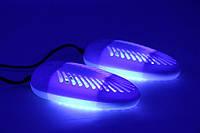 Сушилка для обуви электрическая с антибактериальным эффектом, ультрафиолетовая, противогрибковая