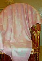 Детское одеяло байковое Зайка  90х100