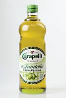 Оливковое масло Carapelli il Frantolio extra vierge 1 л.