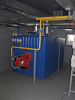 Горелки для промышленных котлов Cib Unigas(Италия)