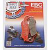 Тормозные колодки EBC FA450TT