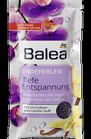 Balea соль для ванн Жемчуг, с ароматом ванили и орхидеи, 80 г