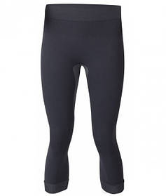 Термокальсоны Жен. Lenz 3/4 Pants Women 3.0 M black/graphit