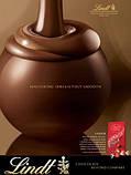 Шоколадные конфеты Lindt Lindor Cornet Assorted ассорти вкусов, 200 гр., фото 5