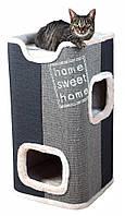 Trixie ТX-44957 Домик-башня для кошки Jorge 78см